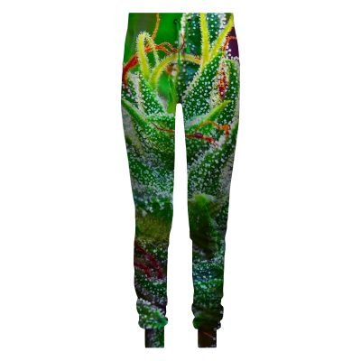 GOOD WEED womens sweatpants