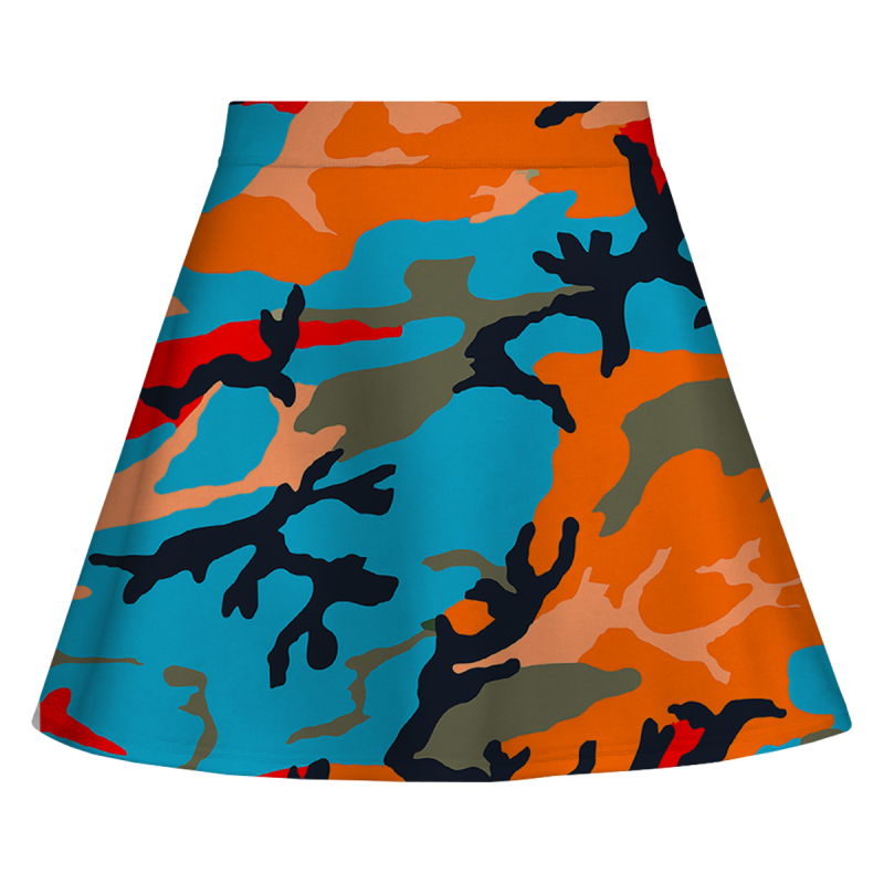 COLORFUL ARMY Skirt