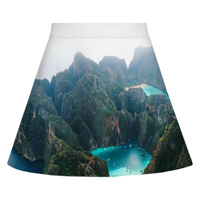 EXPLORE THE WORLD Skirt