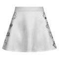 FUCK HATERS Skirt