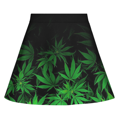 THE ROLLING JOINT Skirt