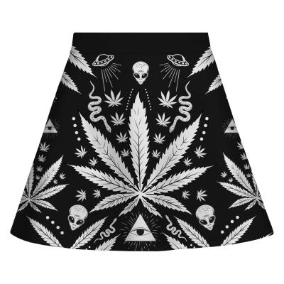 WEED EYE Skirt