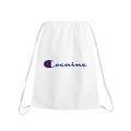 COCAINE Drawstring bag