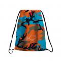 COLORFUL ARMY Drawstring bag