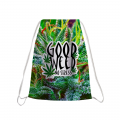 GOOD WEED Drawstring bag