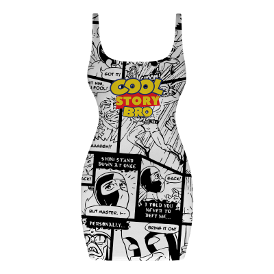 COOL STORY BRO Dress