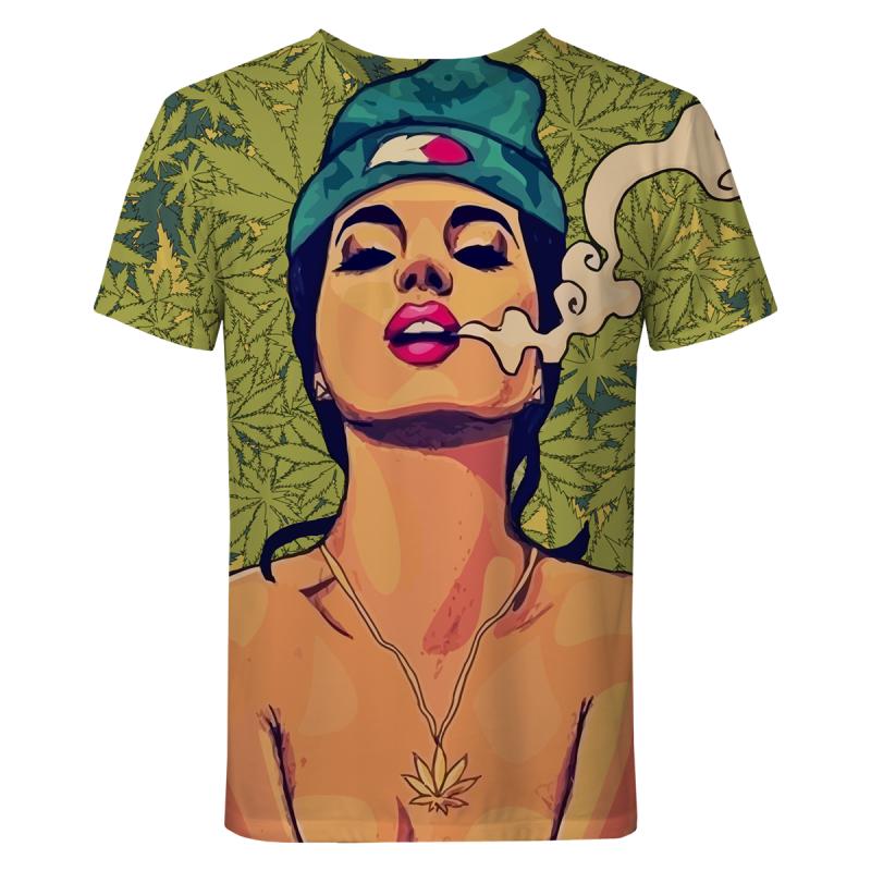 Koszulka SMOKE WEED EVERYDAY