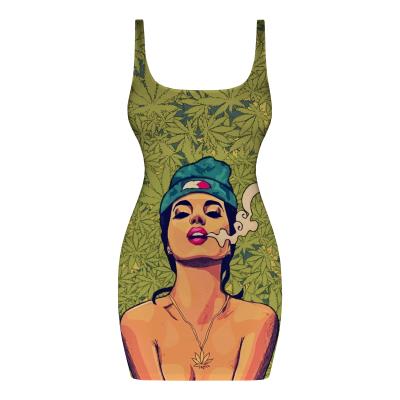SMOKE WEED EVERYDAY Dress