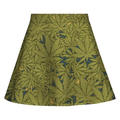 SMOKE WEED EVERYDAY Skirt
