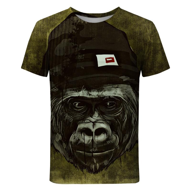 COOL,COOLER, MONKEY T-shirt