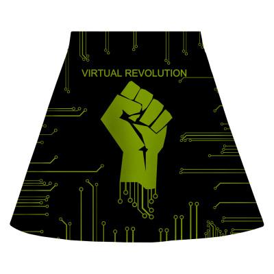 Spódnica VIRTUAL REVOLUTION