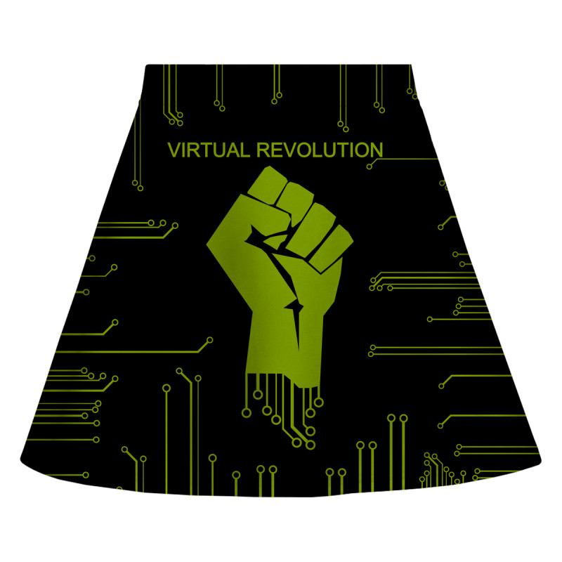 VIRTUAL REVOLUTION Skirt