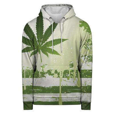 Bluza z kapturem WEED PULL
