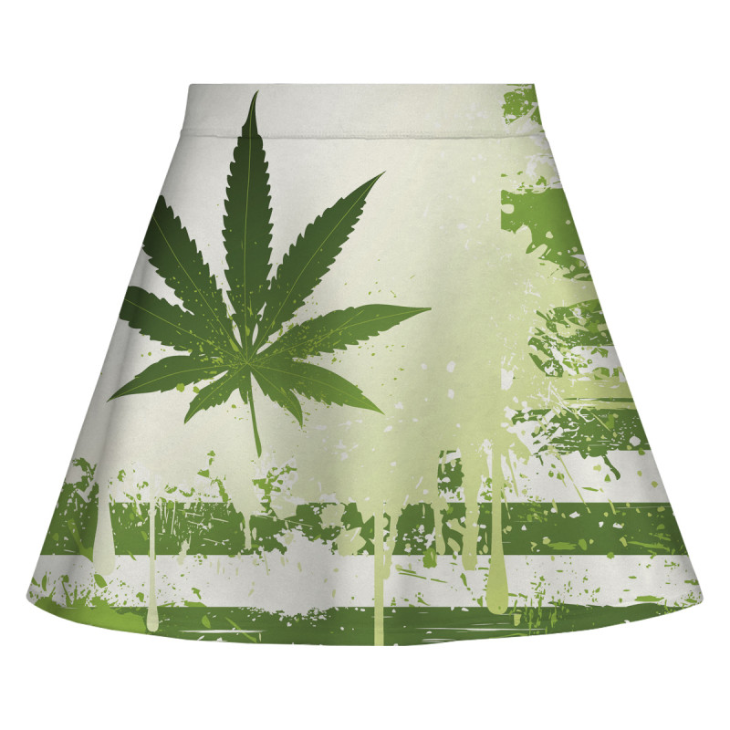 WEED PULL Skirt