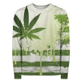 WEED PULL Sweater