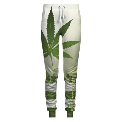 WEED PULL Womens sweatpants
