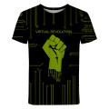 VIRTUAL REVOLUTION T-shirt