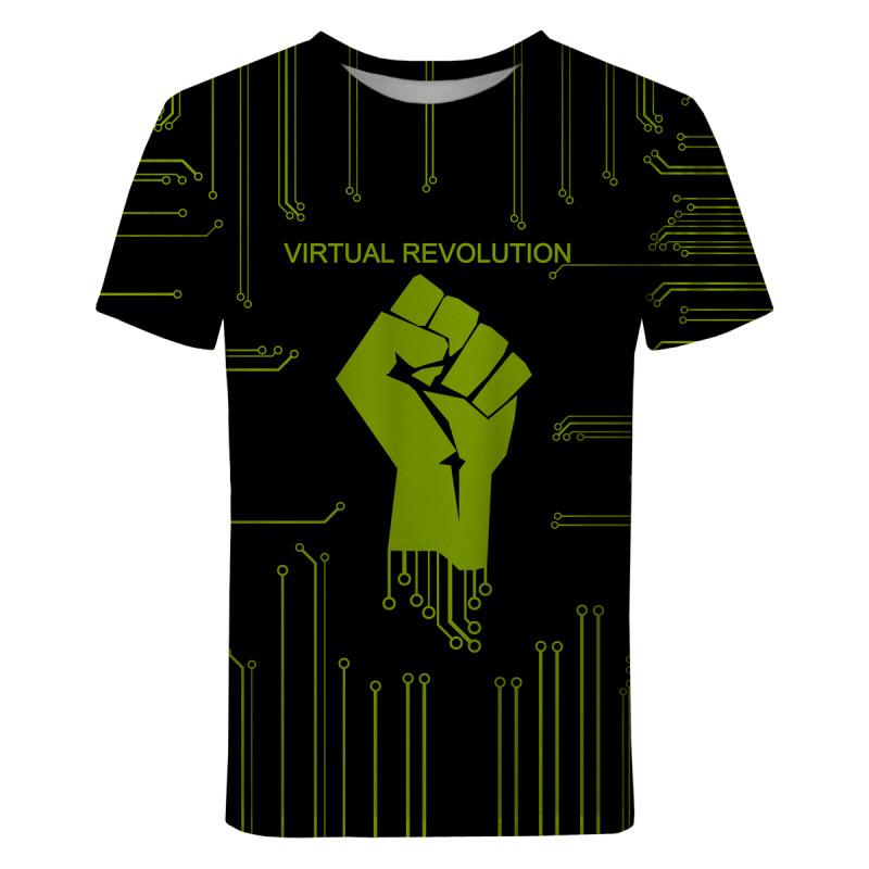 Koszulka VIRTUAL REVOLUTION