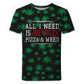 Koszulka WEED & NETFLIX