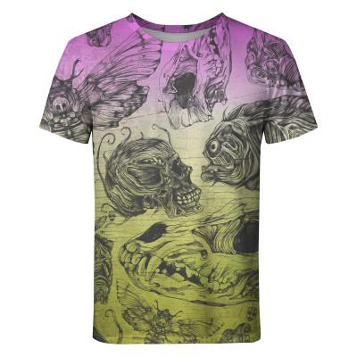 BONES AND COLOR  T-shirt