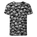 SKULL GHOTIC  T-shirt