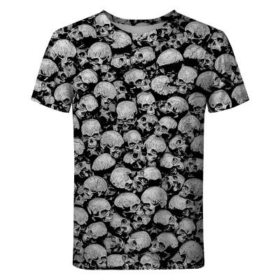 Koszulka SKULL GHOTIC