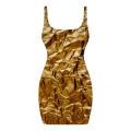 GOLDEN LEAF Dress