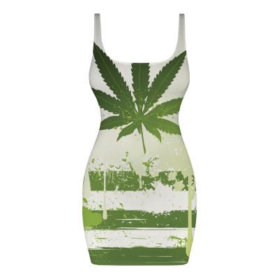 Sukienka WEED PULL