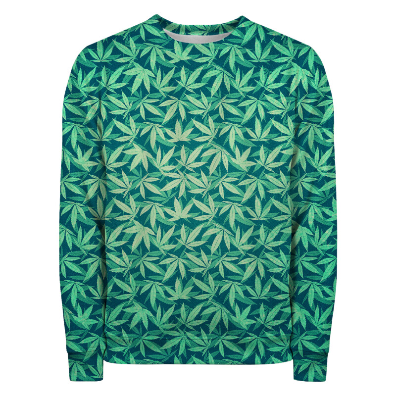 Bluza GREEN WEED