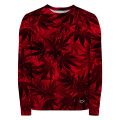 RED LEAVES Sweater