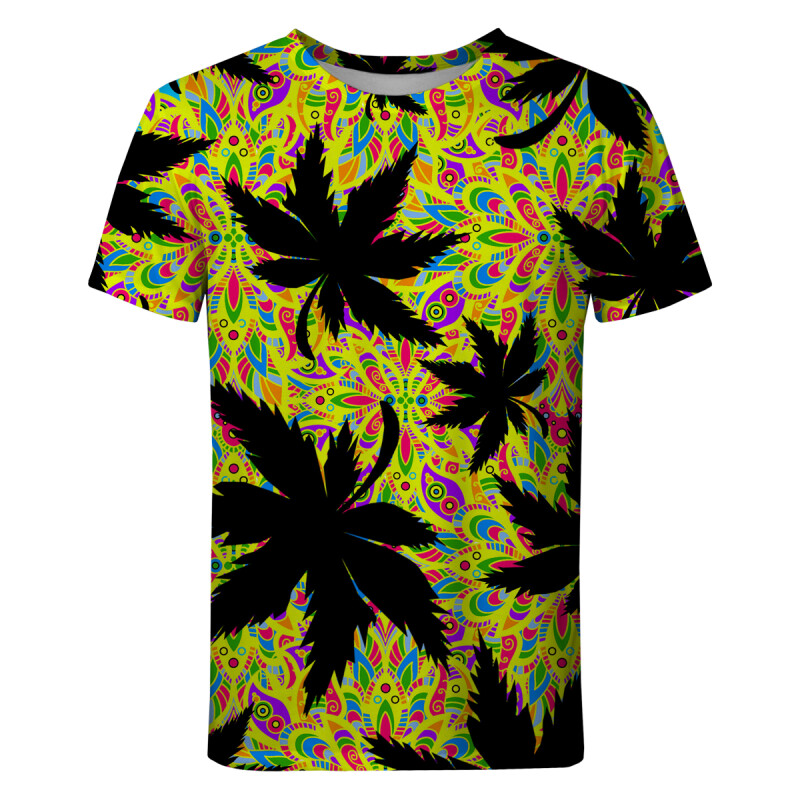 CANNABIS MANDALA T-shirt