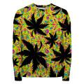 CANNABIS MANDALA Sweater