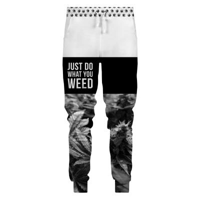 Spodnie DO WHAT YOU WEED