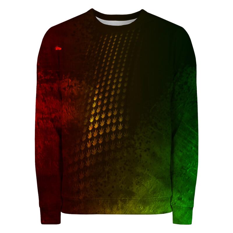 DARK RASTA Sweater