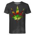 RASTA WEED T-shirt