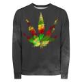 RASTA WEED Sweater