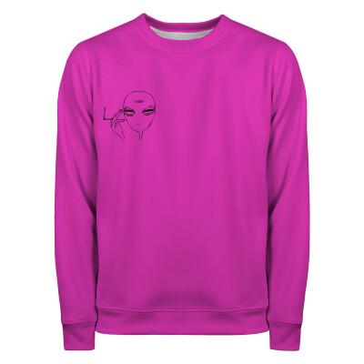 PINK ALIEN Sweater