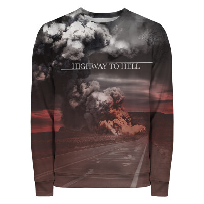 Bluza HIGHWAT TO HELL