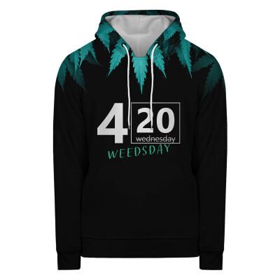 Bluza z kapturem 420