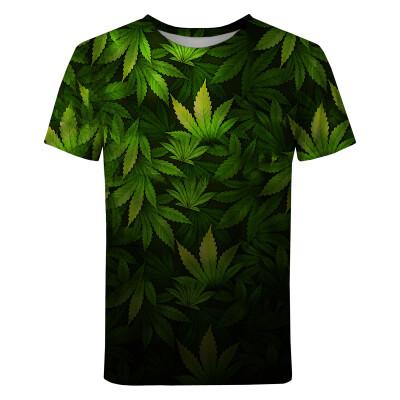 Koszulka GREEN PARADISE