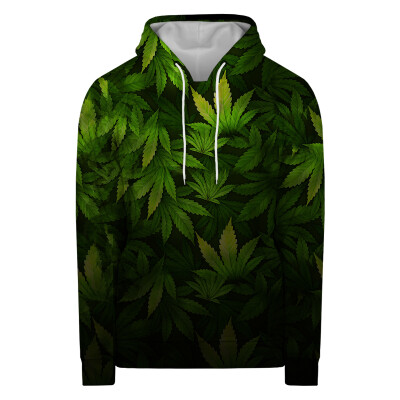 Bluza z kapturem GREEN PARADISE