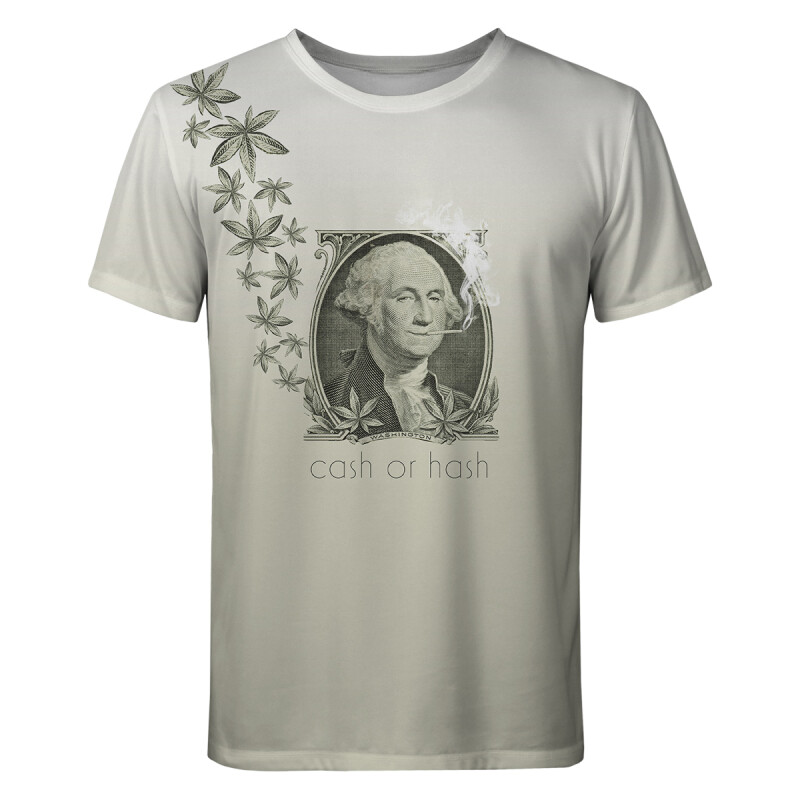 Koszulka CASH OR HASH