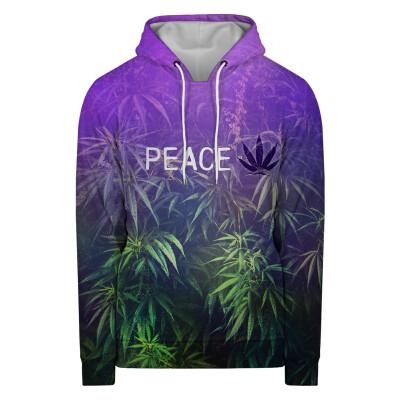 Bluza z kapturem PEACE