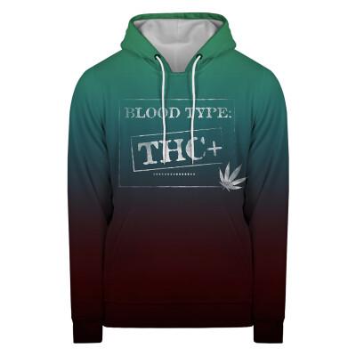 Bluza z kapturem THC