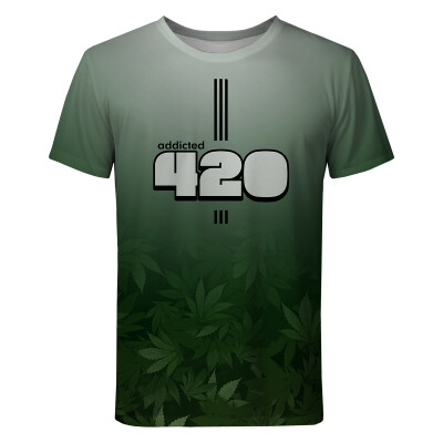 Koszulka GREEN NUMBER