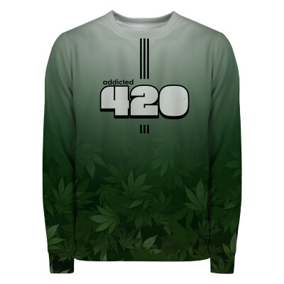 Bluza GREEN NUMBER