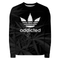 ADDICTED BLACK Sweater