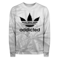 ADDICTED WHITE Sweater