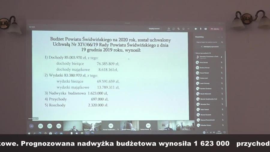 XXVII sesja Rady Powiatu Świdwińskiego -29.05.2021.mp4