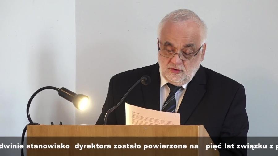 XXIX sesja Rady Powiatu Świdwin - 24.06.2021 r